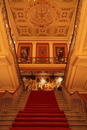 Interior, Taleon Imperial Hotel, St Petersburg, Russia, 2011-Sheldon Marshall-Framed Photographic Print