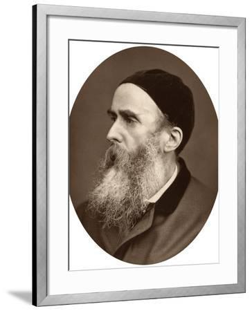 Erskine Nicol, 1880-Lock & Whitfield-Framed Photographic Print