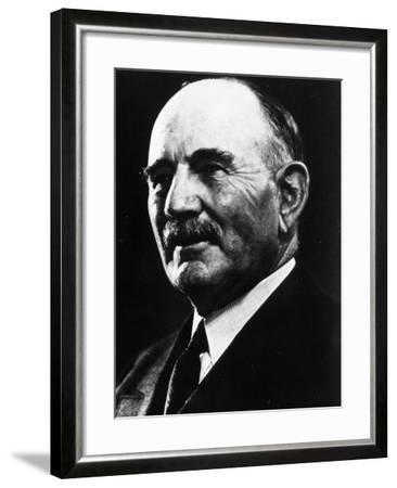 Charles W Nash--Framed Photographic Print