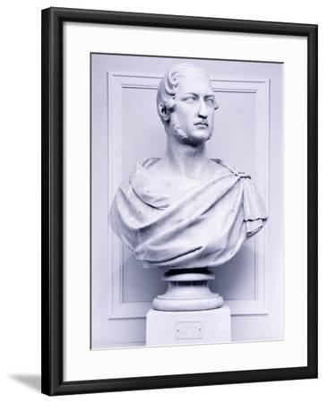 Prince Albert, 1840-John Francis-Framed Photographic Print