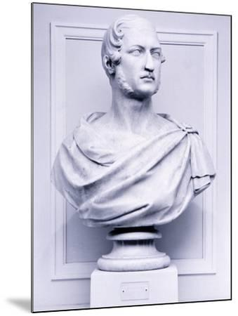 Prince Albert, 1840-John Francis-Mounted Photographic Print