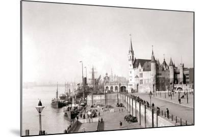 Antwerp, 1898-James Batkin-Mounted Photographic Print