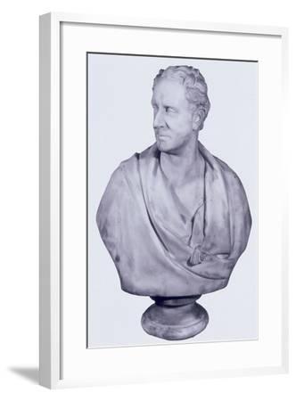 Sir David Salomans, 1858-William Behnes-Framed Photographic Print