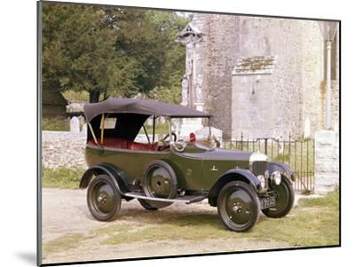A 1921 Ac 11.9Hp--Mounted Photographic Print