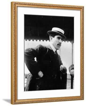 Louis Renault, 1908--Framed Photographic Print