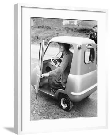 1964 Peel P50, (C1964)--Framed Photographic Print