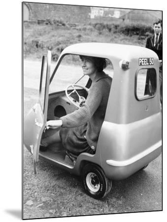 1964 Peel P50, (C1964)--Mounted Photographic Print
