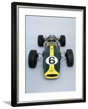1967 Lotus 49 CR3--Framed Photographic Print