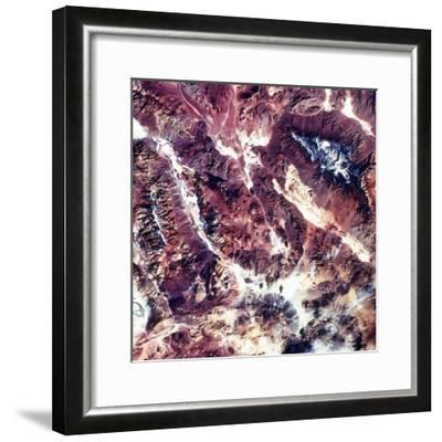 Death Valley, California, USA, 1982-1993--Framed Photographic Print