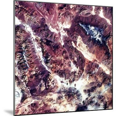 Death Valley, California, USA, 1982-1993--Mounted Photographic Print