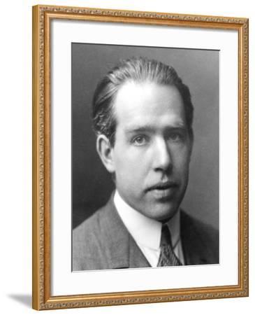 Niels Bohr, Danish Physicist, C1922--Framed Photographic Print