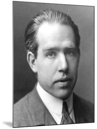 Niels Bohr, Danish Physicist, C1922--Mounted Photographic Print