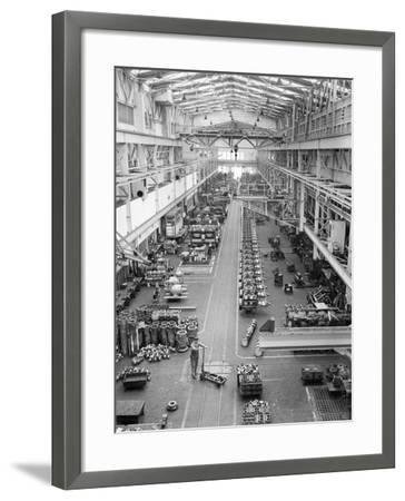 Marshall Plan of Us Aid for the Reconstruction of Europe after Wwii, C1948-C1959--Framed Photographic Print