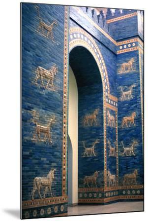 Ishtar Gate, Babylon--Mounted Photographic Print