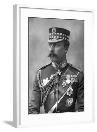 Prince Arthur (1850-194), Duke of Connaught, 1890-W&d Downey-Framed Photographic Print
