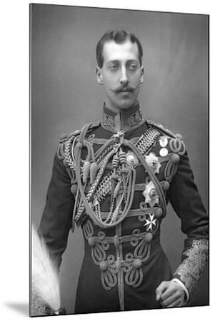 Albert Victor, Duke of Clarence (1864-189), English Prince, C1890--Mounted Photographic Print
