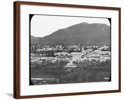 Graaff-Reinet, South Africa, C1890--Framed Photographic Print