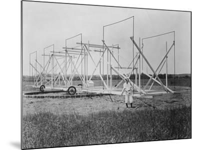 Karl Guthe Jansky, American Physicist and Radio Engineer, C1940--Mounted Photographic Print