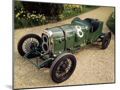 1922 Aston Martin Grand Prix Racing Car--Mounted Photographic Print
