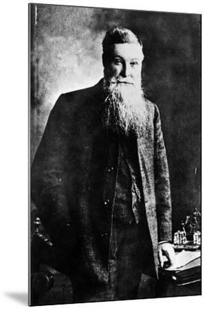 John Boyd Dunlop, (C1900)--Mounted Photographic Print
