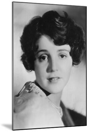 Sue Carol (1906-198), Amerian Actress, 20th Century--Mounted Photographic Print
