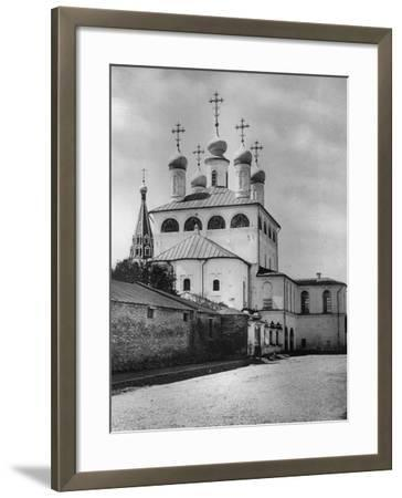 Dormition Cathedral, Krutitsy, Moscow, Russia, 1882- Scherer Nabholz & Co-Framed Photographic Print