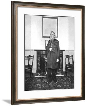General William Booth, Evangelical Social Worker and Founder of the Salvation Army, 1903--Framed Photographic Print