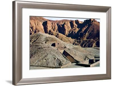 Tomb of Tutankhamun, Karnak, Luxor, Egypt--Framed Photographic Print
