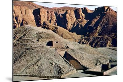 Tomb of Tutankhamun, Karnak, Luxor, Egypt--Mounted Photographic Print