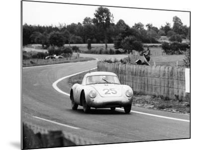 Porsche 550A Rs Coupe, Le Mans 24 Hours, France, 1956--Mounted Photographic Print