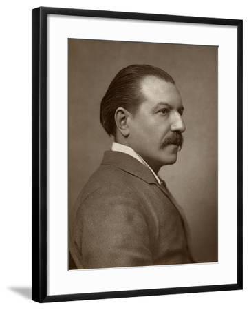 James Fernandez, British Actor, 1883--Framed Photographic Print