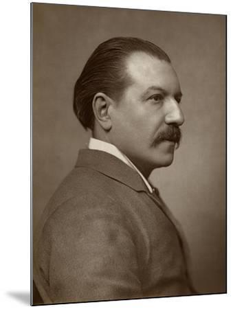 James Fernandez, British Actor, 1883--Mounted Photographic Print