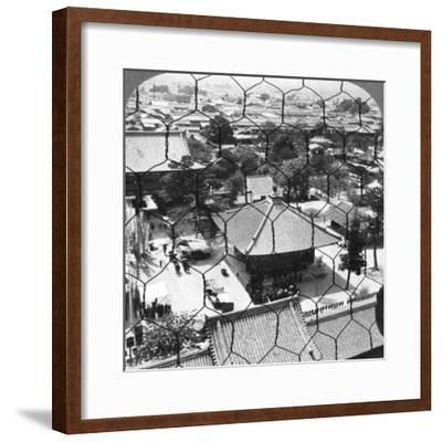 Osaka, Japan, 1904-Underwood & Underwood-Framed Photographic Print