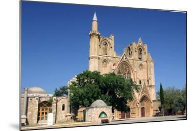 Lala Mustafa Pasha Mosque, Famagusta, North Cyprus-Peter Thompson-Mounted Photographic Print