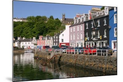 Tobermory, Isle of Mull, Argyll and Bute, Scotland-Peter Thompson-Mounted Photographic Print
