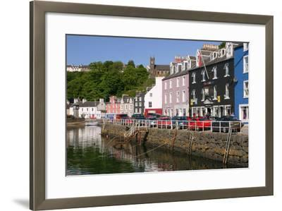 Tobermory, Isle of Mull, Argyll and Bute, Scotland-Peter Thompson-Framed Photographic Print