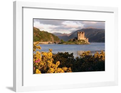 Eilean Donan Castle, Highland, Scotland-Peter Thompson-Framed Photographic Print