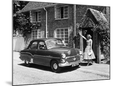 1956 Vauxhall Velox, (C1956)--Mounted Photographic Print