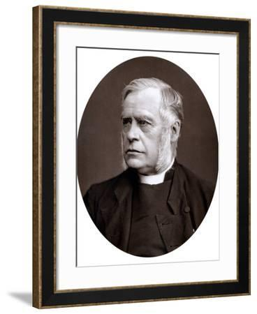 James Atlay (1817-189), English Cleric, 1877--Framed Photographic Print