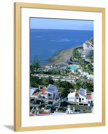 Playa Del Cura, Gran Canaria, Canary Islands-Peter Thompson-Framed Photographic Print