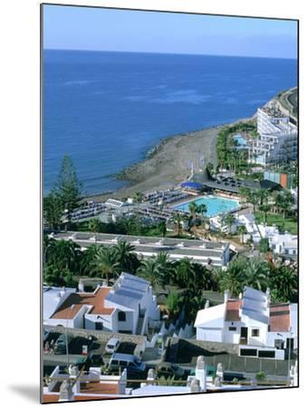 Playa Del Cura, Gran Canaria, Canary Islands-Peter Thompson-Mounted Photographic Print