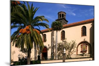 Church of Nuestra Senora De La Concepcion, La Laguna, Tenerife, Canary Islands, 2007-Peter Thompson-Mounted Photographic Print