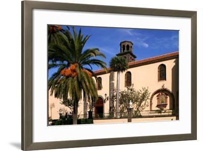 Church of Nuestra Senora De La Concepcion, La Laguna, Tenerife, Canary Islands, 2007-Peter Thompson-Framed Photographic Print