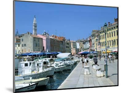 Rovinj, Croatia-Peter Thompson-Mounted Photographic Print