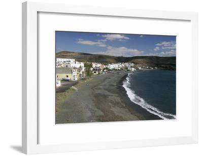 La Lajita, Fuerteventura, Canary Islands-Peter Thompson-Framed Photographic Print