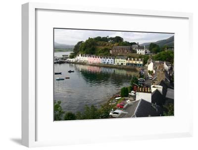 Portree, Isle of Skye, Highland, Scotland-Peter Thompson-Framed Photographic Print