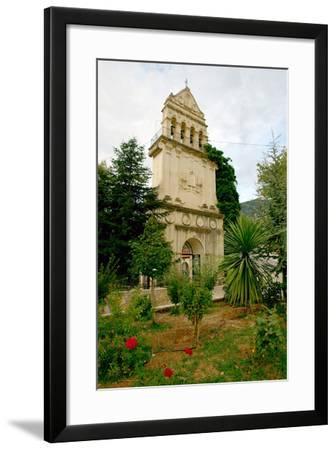 Monastery of Agios Gerasimos, Kefalonia, Greece-Peter Thompson-Framed Photographic Print