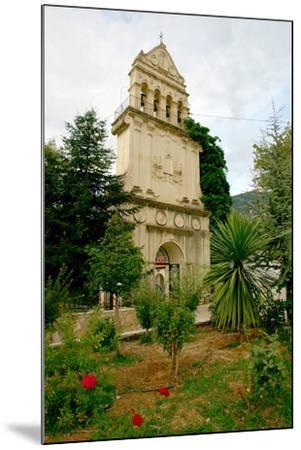 Monastery of Agios Gerasimos, Kefalonia, Greece-Peter Thompson-Mounted Photographic Print
