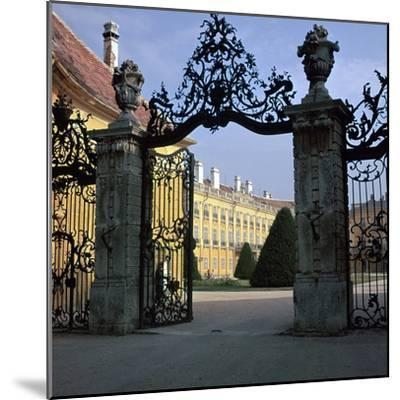 Esterhazy Palace at Fertod-CM Dixon-Mounted Photographic Print