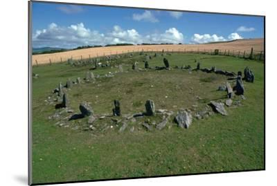 Braiid Settlement Site on the Isle of Man-CM Dixon-Mounted Photographic Print